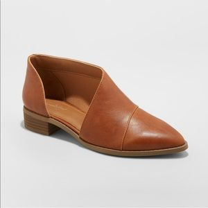 Universal Thread Wenda Cognac Booties